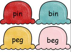 New minimal pairs activity!