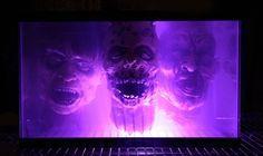 Don't open dead inside- The walking dead door decor | Halloween Decoration Inspiration ...
