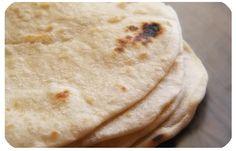 Rústica: Tortillas de centeno