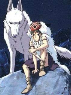 princess mononoke: pretty much my favorite movie of all time