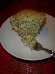 Poppy Seed Cake with Lemon Glaze Poppy Seed Cake, Desert Recipes, Glaze, Poppies, Seeds, Deserts, Lemon, Bread, Baking