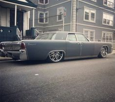 63 Lincoln Continental