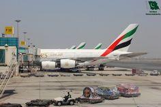 Emirates - A380-861 - A6-EEA