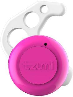 Tzumi Pink Bluetooth Ear Piece