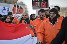 "UPDATED! Coptic Christians march to White House: Obama, Obama, did you see? Christian blood in the sea! and ""US wake up! US wake Up! ISIS at the door! ISIS at the door!"" Read more: http://therightscoop.com/yes-coptic-christians-march-to-white-house-obama-obama-did-you-see-christian-blood-in-the-sea/#ixzz3Sp2prn4o"