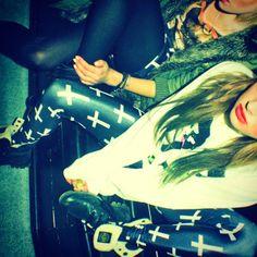 Party clothes!
