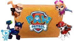 Paw Patrol Spielzeuge - animierte Paw Patrol Welpen packen Paw Patrol Sa...