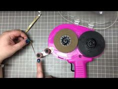 "▶ Loading an ATG Gun & ""Defective"" Rolls of Tape - YouTube"