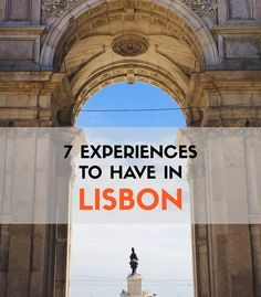 Local Tips To Enjoy Europe's Trendiest Capital. #lisboa #lisbon #visitportugal @Visit Portugal