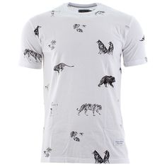 Raised By Wolves Jungle Book T-Shirt - White