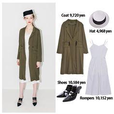 """#MURUA #MURUA2015SS #coordinate #style #fashion #model #shoes #heels #love #hat #MRapp_5T"""