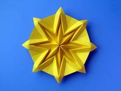 Origami: Sole - Sun, Francesco Guarnieri
