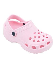 Another great find on #zulily! Pink Clogs #zulilyfinds