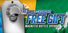 FREE Magnetic Bottle Opener From Skoal (Tobacco Freebie)!