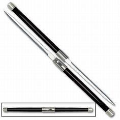Double Cross Sword Set