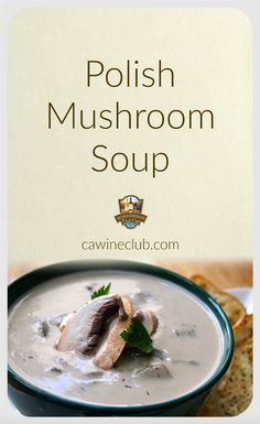 This soup is a challenge to describe.  It can be served as a first course or a main dish, and tastes a bit like beef stroganoff plus it freezes very well.
