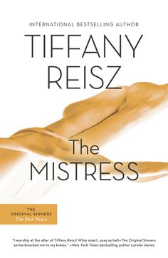 The Mistress (The Original Sinners #4) by Tiffany Reisz