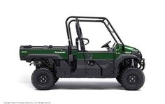 """New 2017 Kawasaki MULE PRO-FX EPS ATVs For Sale in Oklahoma. 2017 Kawasaki MULE PRO-FX EPS, The MULE PRO-FXâ""""¢ EPS side x side has Electric Power Steering that self adjusts to deliver the necessary steering assistance based on speed, while also damping kickback to the steering wheel."""