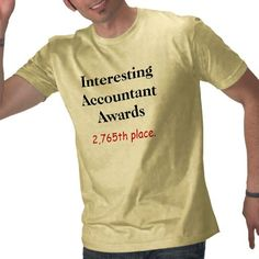 Interesting Accountant Awards...