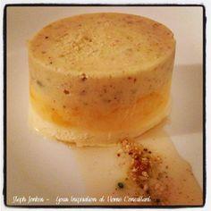 Your Inspiration At Home Layered YIAH Rose White Chocolate Pistachio and Mango Dessert. #YIAH #summerdessert www.yourinspirationathome.com.au