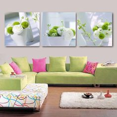 Cheap cuadros decoracion, Buy Quality modern flower paintings directly from China flower painting Suppliers: 2016 New Arrival Modern Flower Cuadros Decoracion Painting By Numbers Large Wall Pictures For Living Room Kitchen Dinning Set