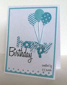My Mindful Creations: Birthday