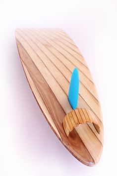 World's Most Expensive Wooden Surfboard Launches: $1.3 Million