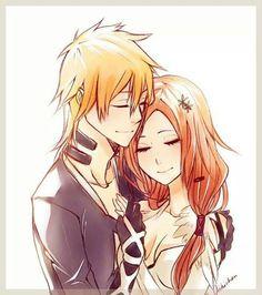 Anime couple #anime #manga