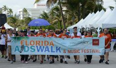 Poverello raised over $3,000 and was a beneficiary from the 2014 Florida AIDS Walk and Music Festival.  We walked in honor of our clients who have passed and those who still rely on us for their food and nutrition.
