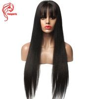 Human Hair Lace Wigs Motivated Fabwigs 360 Lace Frontal Wig Pre Plucked With Baby Hair Brazilian Straight Lace Front Human Hair Wigs For Black Women Remy Hair