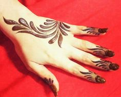 حنة Arabic Henna Designs, Mehndi Designs For Beginners, Bridal Henna Designs, Mehndi Design Pictures, Mehndi Designs For Fingers, Henna Designs Easy, Arabic Mehndi Designs, Henna Tattoo Designs, Mehndi Images