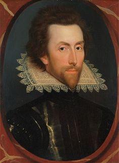 Supportasse - Wikipedia Renaissance Portraits, Renaissance Paintings, Elizabeth Howard, 17th Century Fashion, 16th Century, Goatee Beard, Walter Raleigh, Courtier, Patterns Of Fashion
