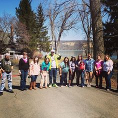 Harvey had an awesome time getting outside with the Upper New York Young Adult Gathering held at our sibling site, Casowasco! #lentoutside #skylake14