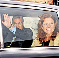 Fergie & Prince Andrew