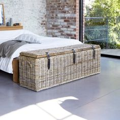 You'll love the Kubu Rattan Blanket Box at Wayfair.co.uk - Great Deals on all Home Décor products with Free Shipping on most stuff, even the big stuff.