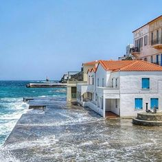Andros island, Kyklades, Greece  @j.hatz Greece Travel, Photo S, Landscapes, Wanderlust, Around The Worlds, Magic, Island, Photo And Video, Mansions