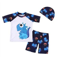 Toddler Kid Baby Hooded Sweatshirts Blouse Cartoon 3D Dinosaur Print Tops,6 Months-3 Years,SIN vimklo