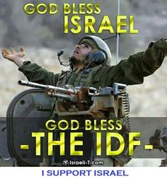 Thank you IDF for protecting the people of Israel always and forever  Israel