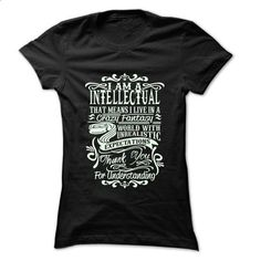 Job Title Intellectual ... 99 Cool Job Shirt ! - #hoodie style #comfy sweater. MORE INFO => https://www.sunfrog.com/LifeStyle/Job-Title-Intellectual-99-Cool-Job-Shirt-.html?68278