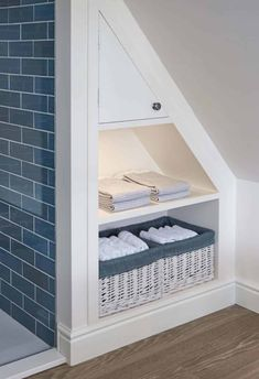 Badezimmerideen Attic Bathroom Ideas Dormer Windows Best Way To Tackle Cleaning Do Loft Conversion Bedroom, Dormer Windows, Bathroom Decor, Bathrooms Remodel, House, Loft Room, Small Attic Bathroom, Loft Bathroom, Laundry In Bathroom