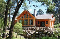 Another Precision Craft Style Home  caribou_TF_ext1.jpg 555×358 pixels