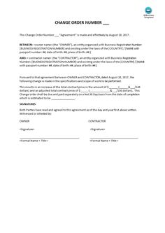 Writing A Construction Contract Termination Letter With Sample