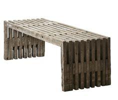 Tralle bænk 143x48,5x43,5 cm