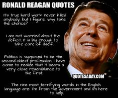 Ronald Reagan Quotes Pinfilipino Scene On Political Usa  Pinterest  Ronald Reagan .