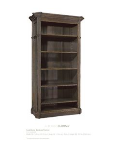Castelleone Painted Bookcase