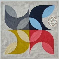 Pansy by Quilts My Way