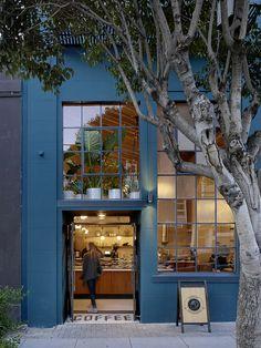 Sightglass Coffee 20th Street in San Francisco / by Boor Bridges Architecture (photo by Matthew Millman)