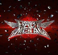 Surprisingly good mix of J-Pop and Heavy Metal, very entertaining. Metal Girl, Baby Metal, J Pop, Heavy Metal Bands, Girl Bands, Cd Album, Debut Album, Thrasher, Date