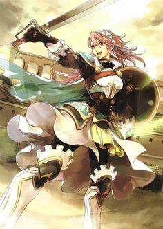 Fire Emblem: If/Fates - Soleil