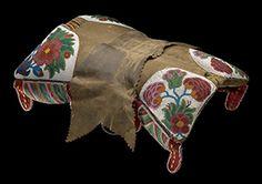 Cree padded saddle